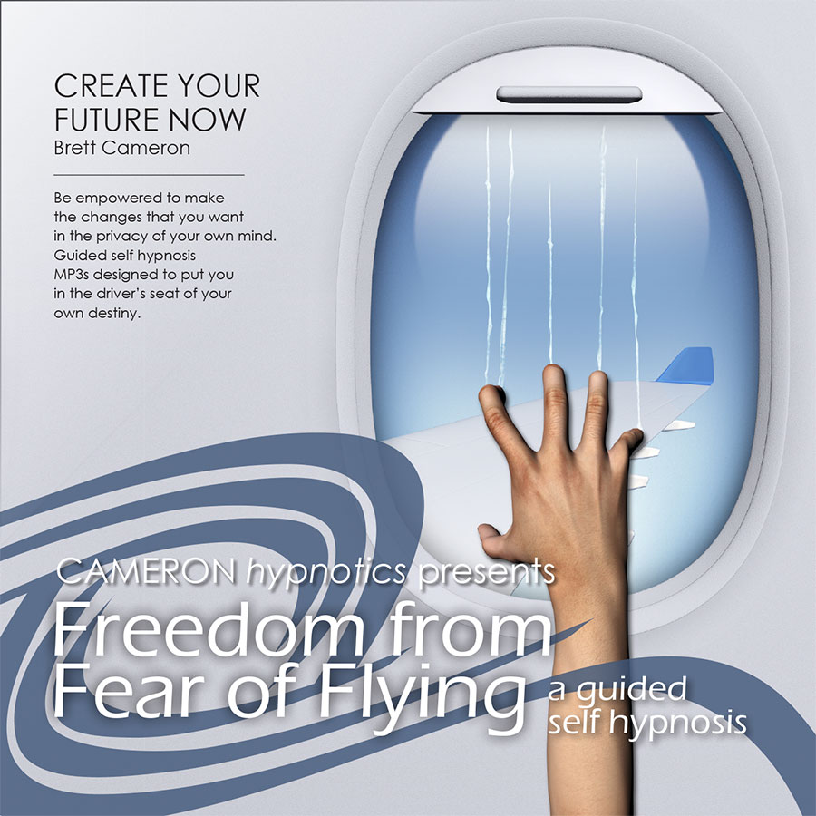 Freedom from Fear of Flying - A Guided Self Hypnosis - Cameron Hypnotics, Newcastle